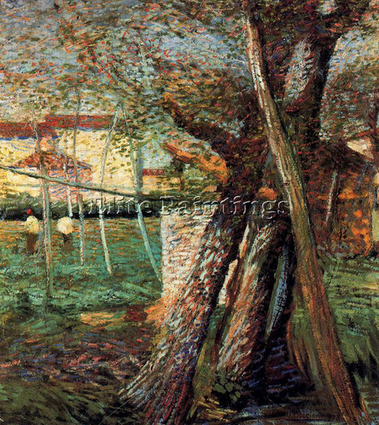 UMBERTO BOCCIONI BOCCI50 ARTIST PAINTING REPRODUCTION HANDMADE CANVAS REPRO WALL