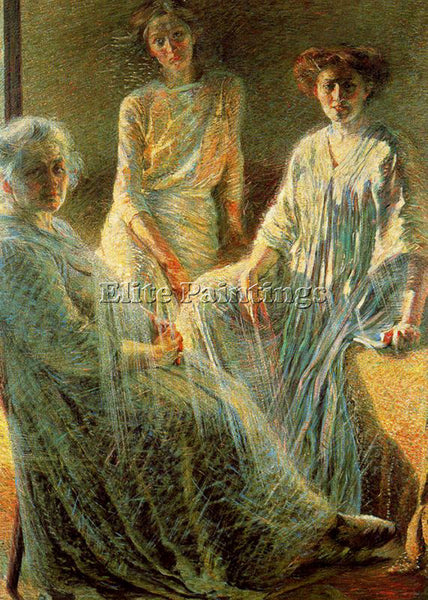 UMBERTO BOCCIONI BOCCI54 ARTIST PAINTING REPRODUCTION HANDMADE CANVAS REPRO WALL