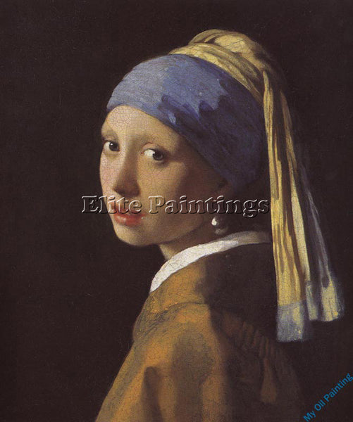 VERMEER VERM0 ARTIST PAINTING REPRODUCTION HANDMADE OIL CANVAS REPRO WALL  DECO