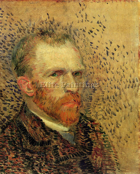 VINCENT VAN GOGH SELF PORTRAIT2 ARTIST PAINTING REPRODUCTION HANDMADE OIL CANVAS