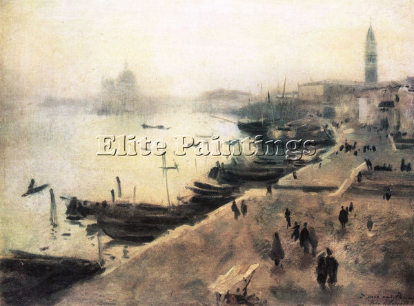 JOHN SINGER SARGENT VENICE IN BAD WEATHER ARTIST PAINTING REPRODUCTION HANDMADE