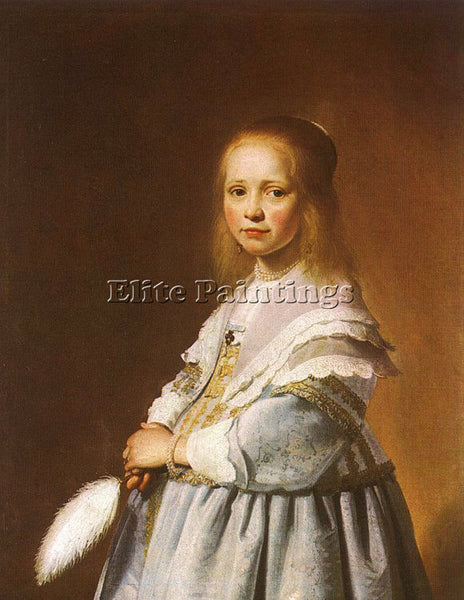 DUTCH VERSPRONCK JAN CORNELISZ DUTCH 1597 1662 ARTIST PAINTING REPRODUCTION OIL
