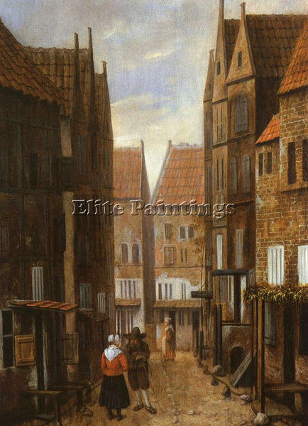 DUTCH VREL JACOBUS DUTCH ACTIVE 1654 1662 1 ARTIST PAINTING HANDMADE OIL CANVAS