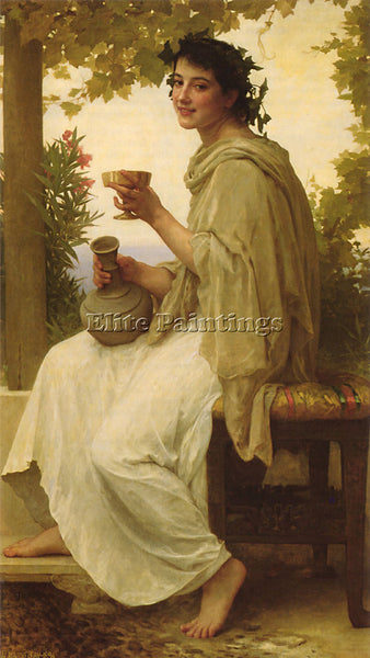 WILLIAM-ADOLPHE BOUGUEREAU UNKNOWN ARTIST PAINTING REPRODUCTION HANDMADE OIL ART