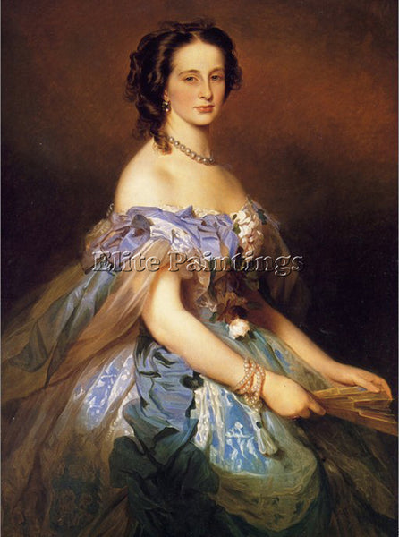 WINTERHALTER IOSIFOVNA GRAND DUCHESS RUSSIA PRINCESS ALEXANDRA ALTENBURG ARTIST
