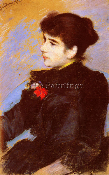ZANDOMENEGHI FEDERICOFILLETTE ARTIST PAINTING REPRODUCTION HANDMADE CANVAS REPRO