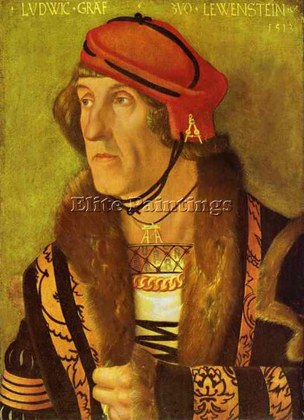 HANS BALDUNG GRIEN GRIE17 ARTIST PAINTING REPRODUCTION HANDMADE OIL CANVAS REPRO