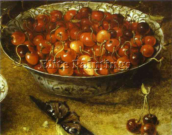 OSIAS BEERT BEE4 ARTIST PAINTING REPRODUCTION HANDMADE OIL CANVAS REPRO WALL ART
