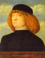 GIOVANNI BELLINI BELLI16 ARTIST PAINTING REPRODUCTION HANDMADE CANVAS REPRO WALL