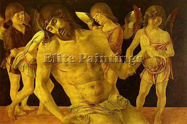 GIOVANNI BELLINI BELLI34 ARTIST PAINTING REPRODUCTION HANDMADE CANVAS REPRO WALL