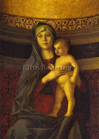 GIOVANNI BELLINI BELLI47 ARTIST PAINTING REPRODUCTION HANDMADE CANVAS REPRO WALL