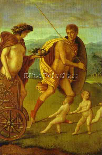 GIOVANNI BELLINI BELLI54 ARTIST PAINTING REPRODUCTION HANDMADE CANVAS REPRO WALL