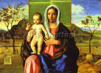 GIOVANNI BELLINI BELLI60 ARTIST PAINTING REPRODUCTION HANDMADE CANVAS REPRO WALL