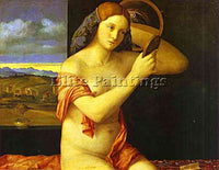 GIOVANNI BELLINI BELLI67 ARTIST PAINTING REPRODUCTION HANDMADE CANVAS REPRO WALL