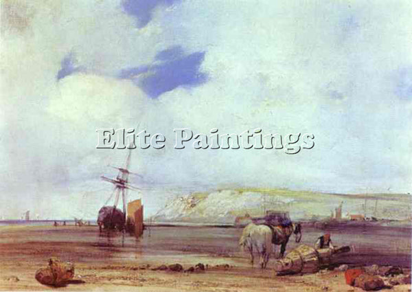 RICHARD PARKES BONINGTON BONI1 ARTIST PAINTING REPRODUCTION HANDMADE OIL CANVAS