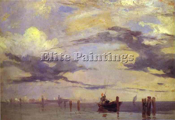 RICHARD PARKES BONINGTON BONI17 ARTIST PAINTING REPRODUCTION HANDMADE OIL CANVAS