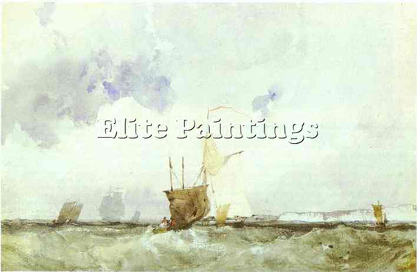 RICHARD PARKES BONINGTON BONI19 ARTIST PAINTING REPRODUCTION HANDMADE OIL CANVAS