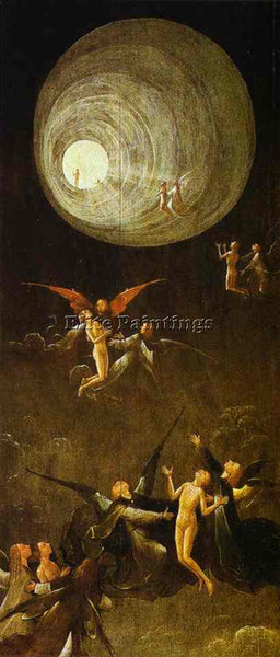HIERONYMUS BOSCH BOSCH17 ARTIST PAINTING REPRODUCTION HANDMADE CANVAS REPRO WALL