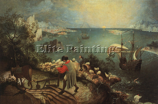 PIETER BRUEGEL THE ELDER BRUEG1 ARTIST PAINTING REPRODUCTION HANDMADE OIL CANVAS