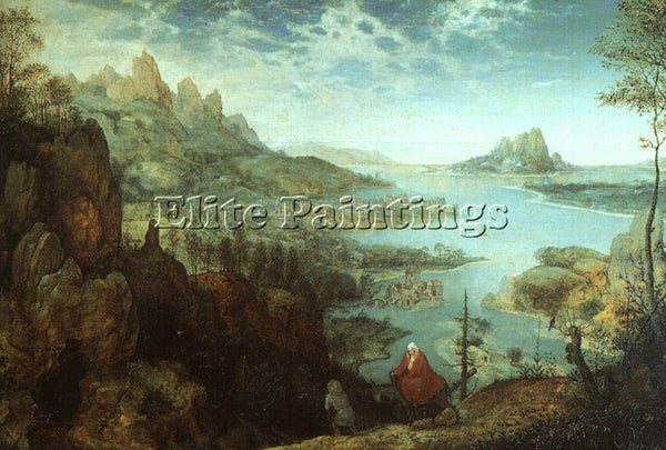 PIETER BRUEGEL THE ELDER BRUEG8 ARTIST PAINTING REPRODUCTION HANDMADE OIL CANVAS