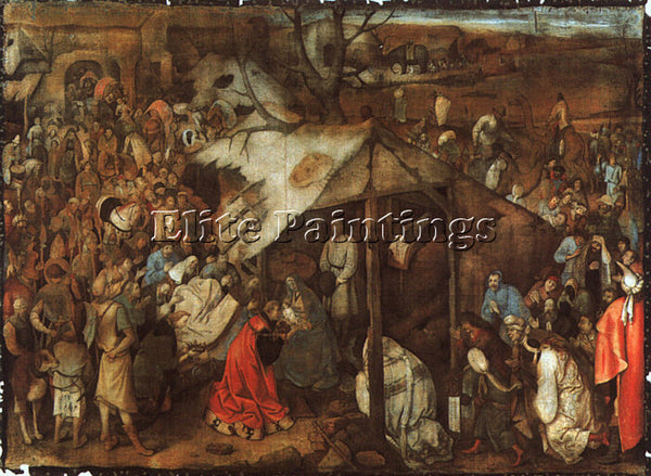 PIETER BRUEGEL THE ELDER BRUEG15 ARTIST PAINTING REPRODUCTION HANDMADE OIL REPRO