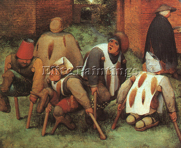 PIETER BRUEGEL THE ELDER BRUEG16 ARTIST PAINTING REPRODUCTION HANDMADE OIL REPRO