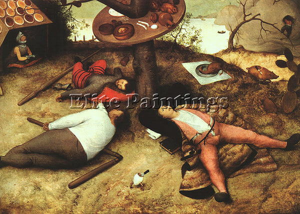 PIETER BRUEGEL THE ELDER BRUEG18 ARTIST PAINTING REPRODUCTION HANDMADE OIL REPRO
