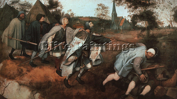 PIETER BRUEGEL THE ELDER BRUEG21 ARTIST PAINTING REPRODUCTION HANDMADE OIL REPRO