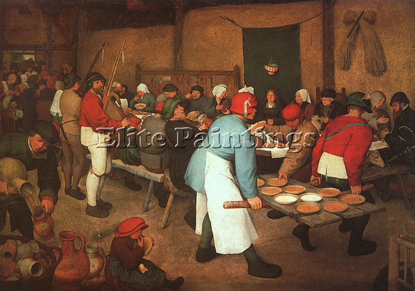 PIETER BRUEGEL THE ELDER BRUEG22 ARTIST PAINTING REPRODUCTION HANDMADE OIL REPRO
