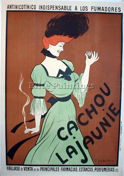 LEONETTO CAPPIELLO CAP CACHOULAJAUNIE475 ARTIST PAINTING REPRODUCTION HANDMADE