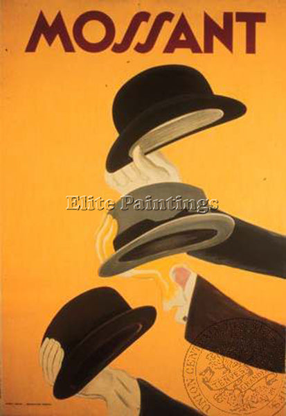 LEONETTO CAPPIELLO CAPP3 ARTIST PAINTING REPRODUCTION HANDMADE CANVAS REPRO WALL