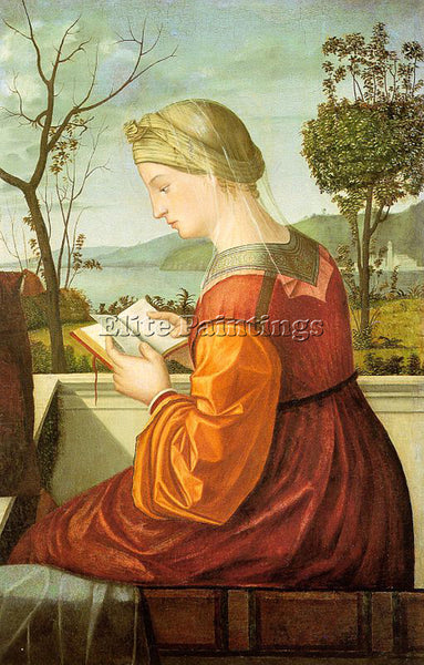 VITTORE CARPACCIO CARP4 ARTIST PAINTING REPRODUCTION HANDMADE CANVAS REPRO WALL