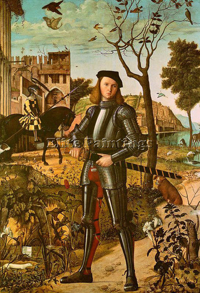 VITTORE CARPACCIO CARP8 ARTIST PAINTING REPRODUCTION HANDMADE CANVAS REPRO WALL