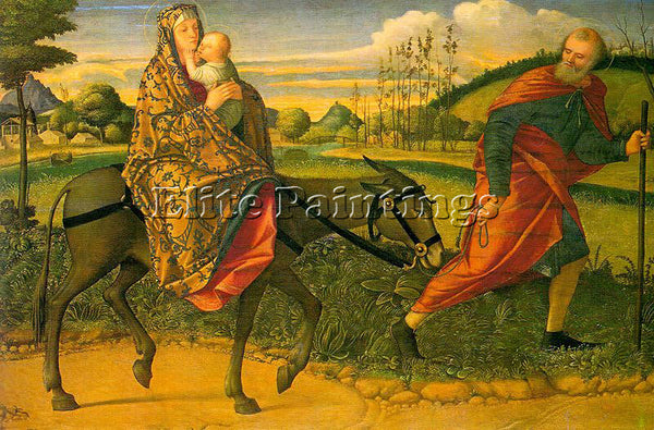 VITTORE CARPACCIO CARP11 ARTIST PAINTING REPRODUCTION HANDMADE CANVAS REPRO WALL