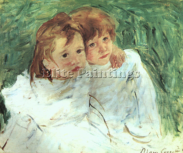 MARY CASSATT CASS48 ARTIST PAINTING REPRODUCTION HANDMADE CANVAS REPRO WALL DECO
