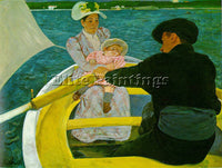 MARY CASSATT CASS49 ARTIST PAINTING REPRODUCTION HANDMADE CANVAS REPRO WALL DECO