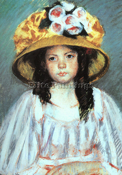 MARY CASSATT CASS52 ARTIST PAINTING REPRODUCTION HANDMADE CANVAS REPRO WALL DECO