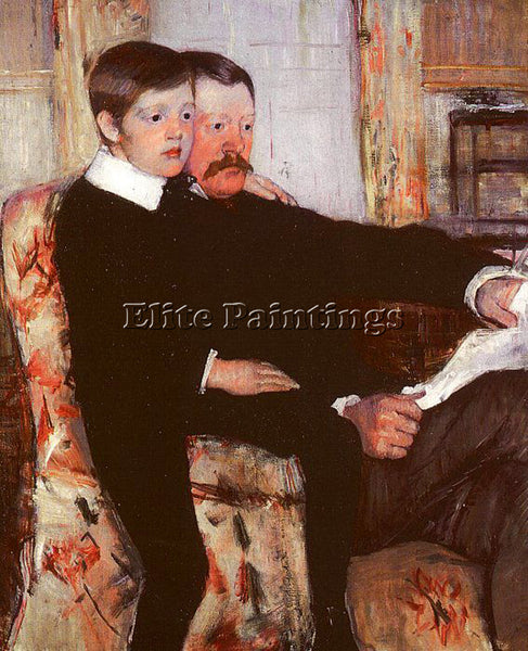 MARY CASSATT CASS59 ARTIST PAINTING REPRODUCTION HANDMADE CANVAS REPRO WALL DECO
