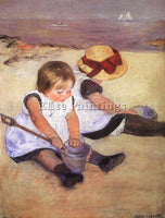 MARY CASSATT CASS62 ARTIST PAINTING REPRODUCTION HANDMADE CANVAS REPRO WALL DECO