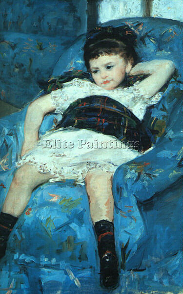 MARY CASSATT CASS73 ARTIST PAINTING REPRODUCTION HANDMADE CANVAS REPRO WALL DECO
