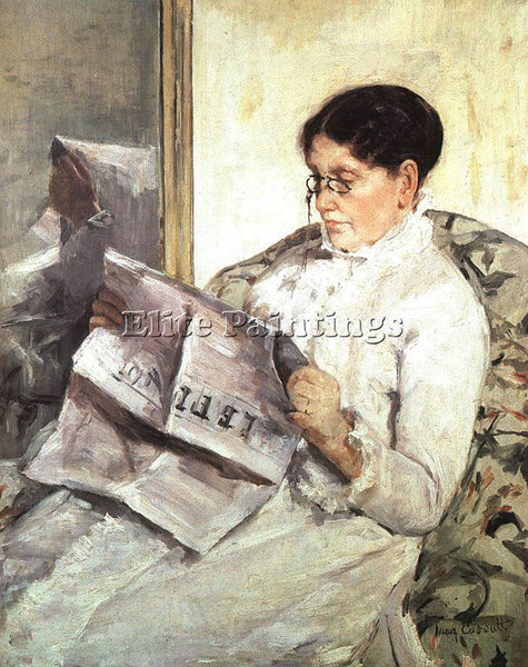 MARY CASSATT CASS75 ARTIST PAINTING REPRODUCTION HANDMADE CANVAS REPRO WALL DECO