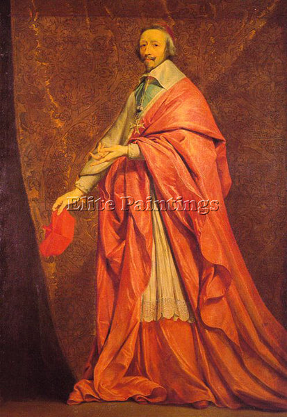 PHILIPPE DE CHAMPAIGNE CHAM3 ARTIST PAINTING REPRODUCTION HANDMADE CANVAS REPRO