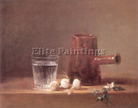 JEAN-BAPTISTE CHARDIN CHARD17 ARTIST PAINTING REPRODUCTION HANDMADE CANVAS REPRO