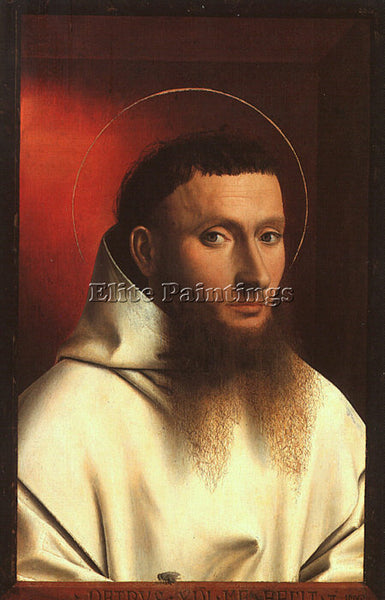 PETRUS CHRISTUS CHRIS8 ARTIST PAINTING REPRODUCTION HANDMADE CANVAS REPRO WALL