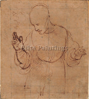 RAFFAELLO DIO PADRE BENEDICENTE ARTIST PAINTING REPRODUCTION HANDMADE OIL CANVAS