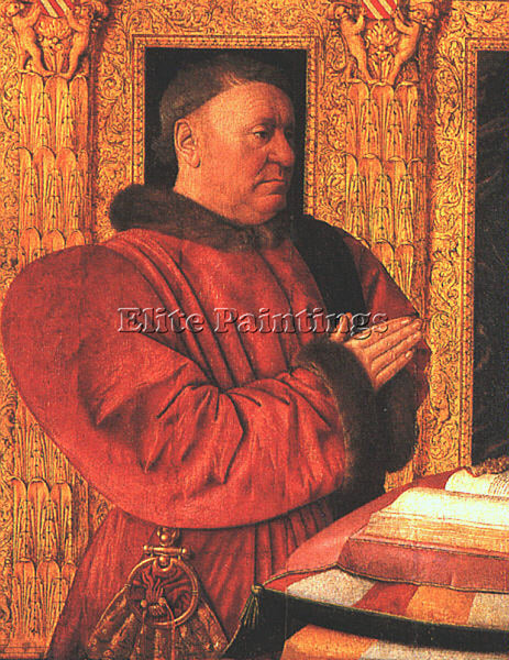 JEAN FOUQUET FOUQ8 ARTIST PAINTING REPRODUCTION HANDMADE CANVAS REPRO WALL DECO