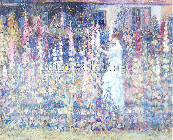 FRIESEKE FREDERICK CARL FRED7 ARTIST PAINTING REPRODUCTION HANDMADE CANVAS REPRO