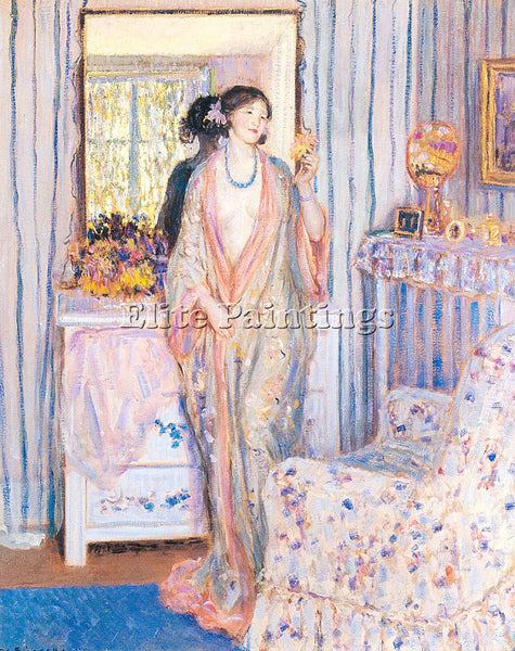 FRIESEKE FREDERICK CARL FRED9 ARTIST PAINTING REPRODUCTION HANDMADE CANVAS REPRO