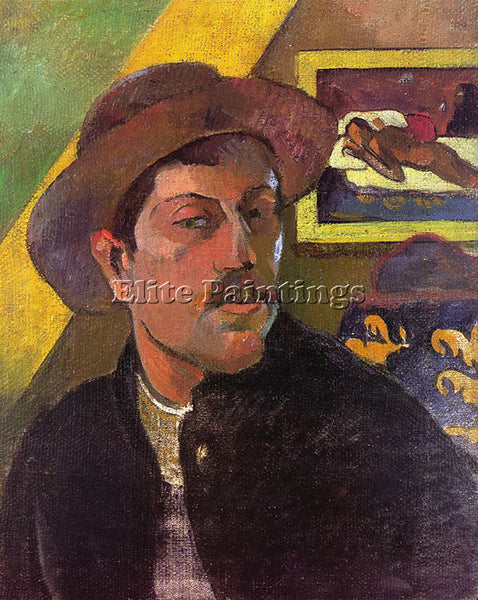 PAUL GAUGUIN GAUG1 ARTIST PAINTING REPRODUCTION HANDMADE CANVAS REPRO WALL DECO