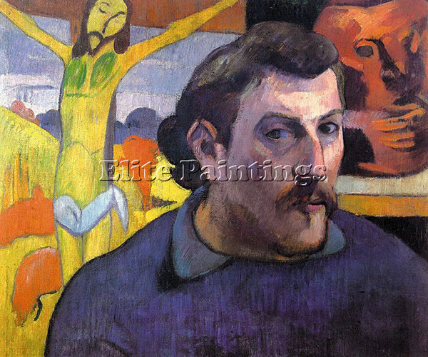 PAUL GAUGUIN GAUG7 ARTIST PAINTING REPRODUCTION HANDMADE CANVAS REPRO WALL DECO